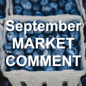 September Market Comment