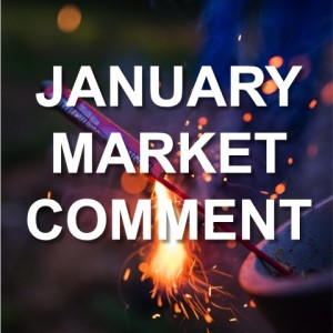 January Maket Comment