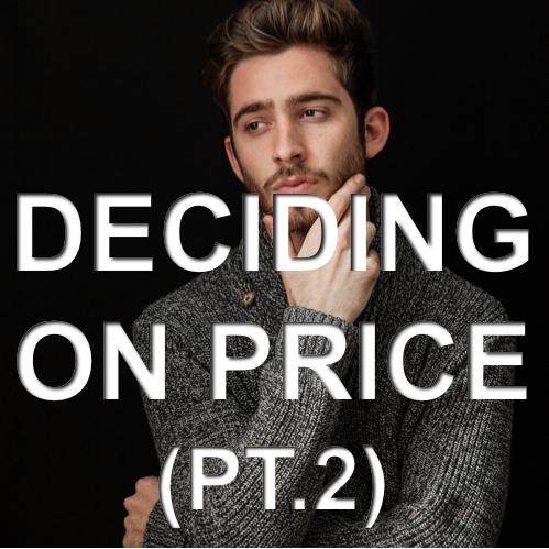 Deciding-on-price