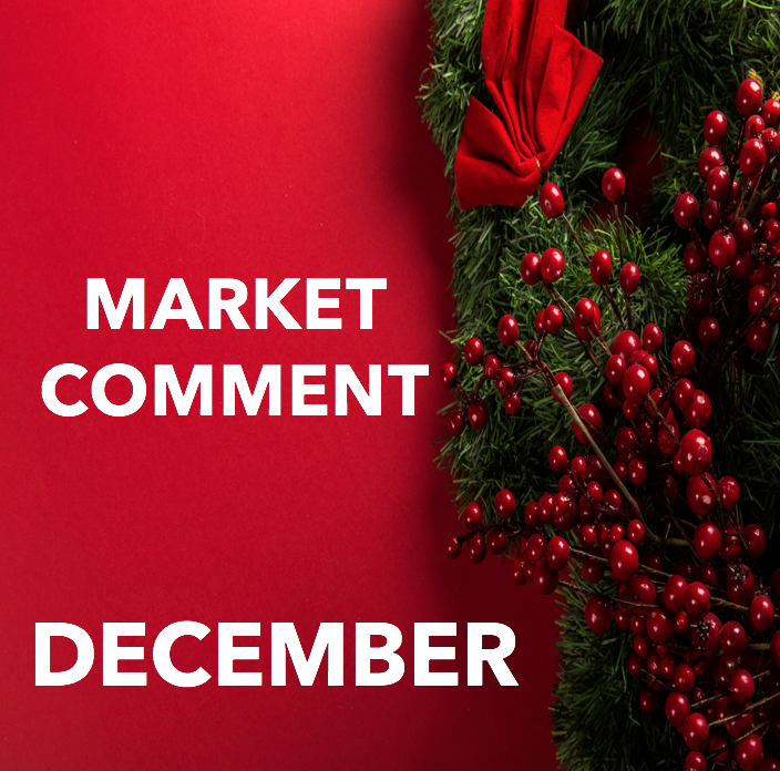 December Market Comment