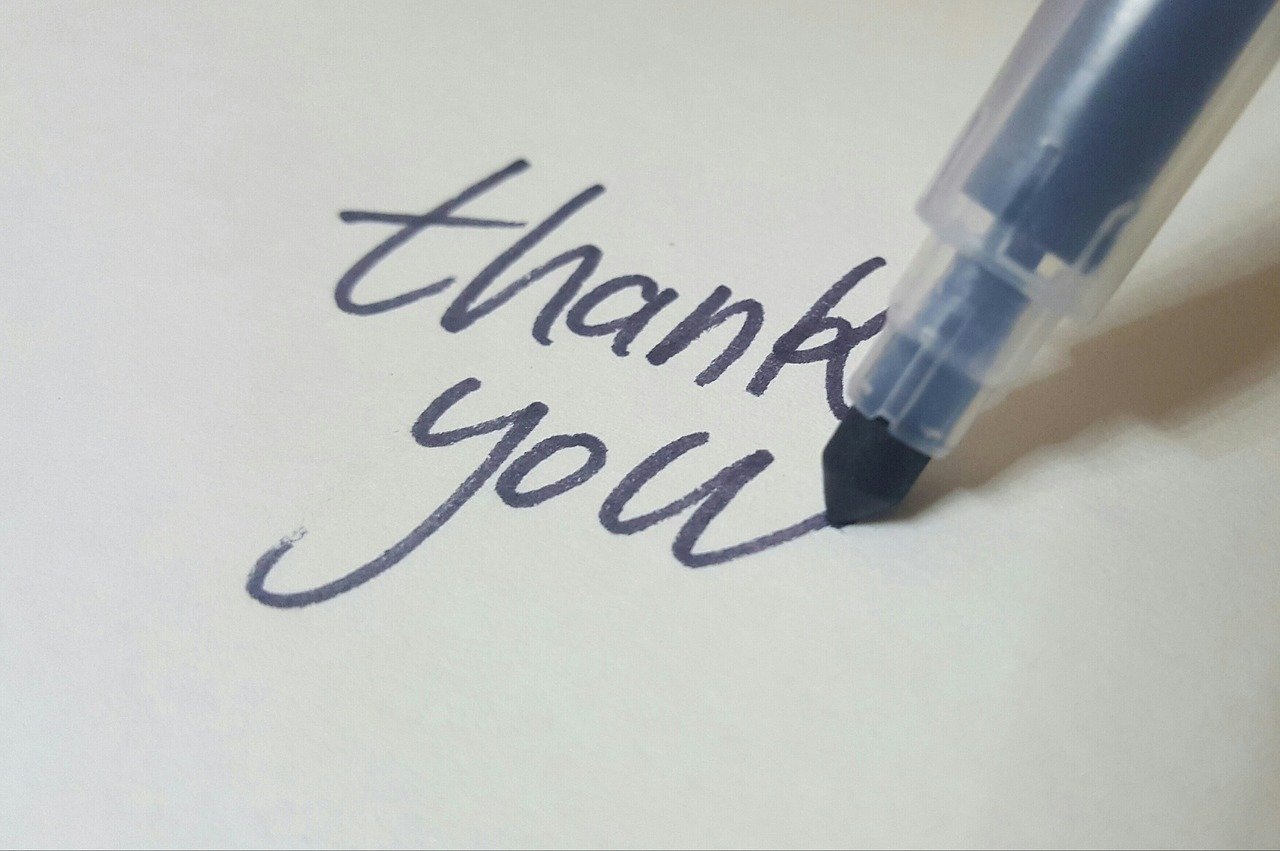 010620 Thank you note