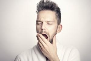 2801 yawning man