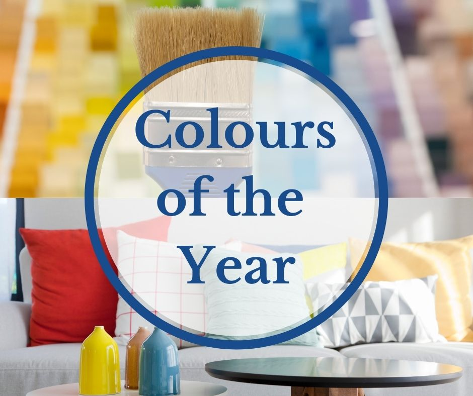 Colours of the Year