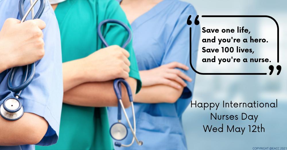 0705 EACC Lifesycle 1000 x 524 pixel Happy International Nurses Day