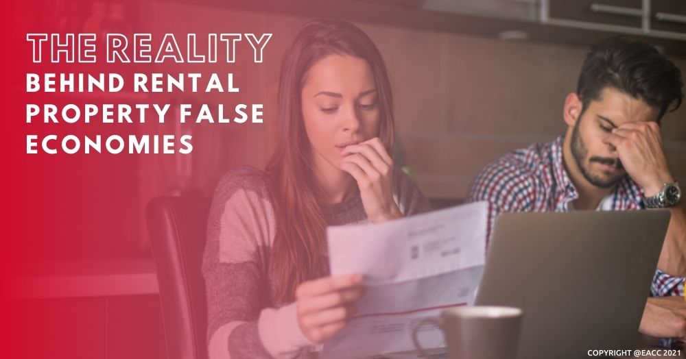 1110 The Reality Behind Rental Property False Economies