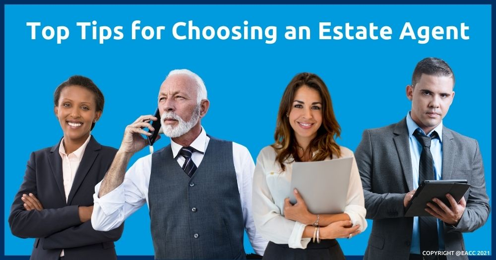 1310 Top Tips for Choosing an Estate Agent