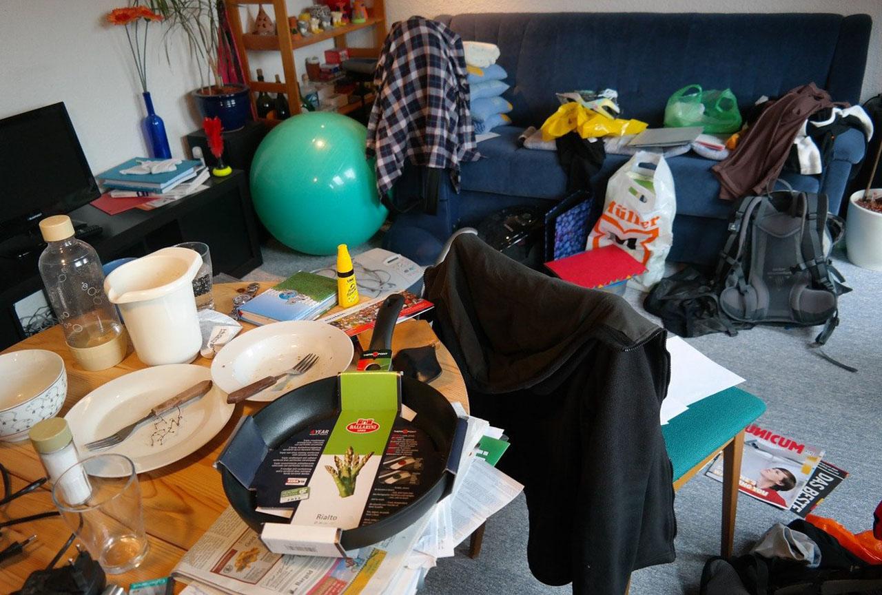 Clutter Chaos 1